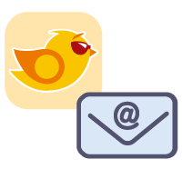 Create your Birdie account by registering your email address at Birdie